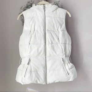 EDDIE BAUR 650 fill puffer vest